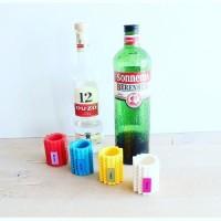 Lego borrelglas/beker. #coollego