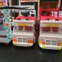 Foto's van een klant ontvangen is super leuk! Als je ze dan ook nog mag delen is het helemaal top! Hoe leuk is dit, gegraveerde lego tegels verwerkt in een lego set!!!