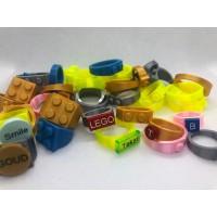 Nieuw in de webshop! 3D geprinte ringen waar een (gegraveerde) lego tile op past! #legoring #sieraad #legosieraad #legoprint #legoprinting #legoprints