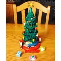 Klantfoto, leuk he? 👌🏻 #legokerst #kerstlego #legokerstcreatie #legomerrychristmas