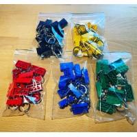 Soms leveren wij ook gewone lego sleutelhangers die niet zijn gegraveerd! Kleine of grote aantallen, alles is mogelijk! #sleutelhangerlegoblok #legosleutelhangers