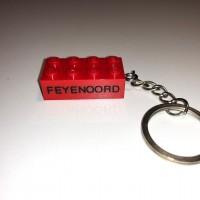 Feyenoord Lego engraving /Graveren.