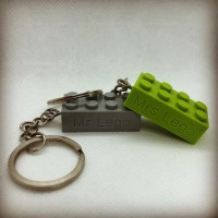 Mr & Mrs Lego!