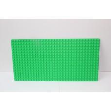 Sleutelrek legoplaat 16x32 Groen